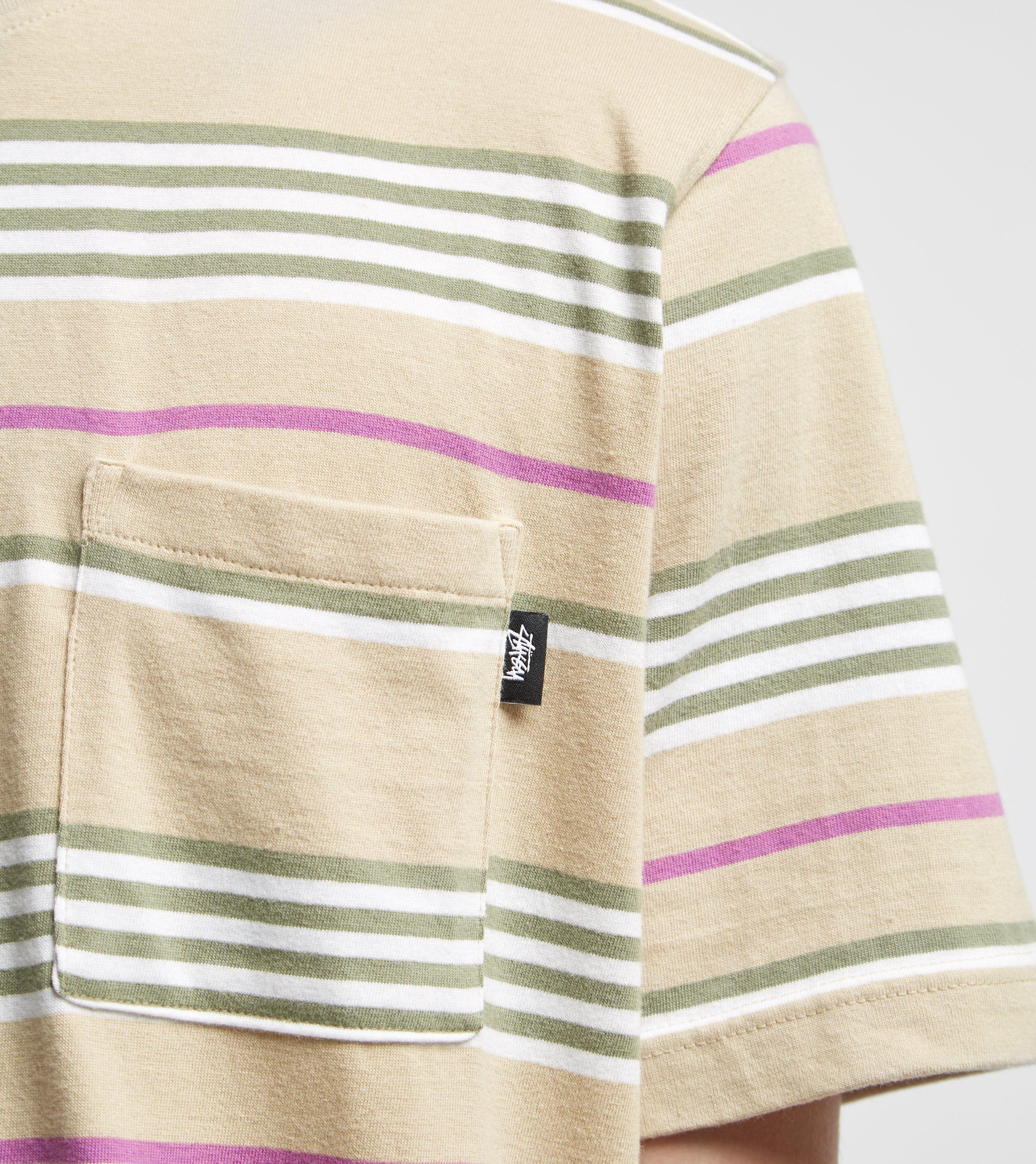 Stussy Thomas Stripe T-Shirt