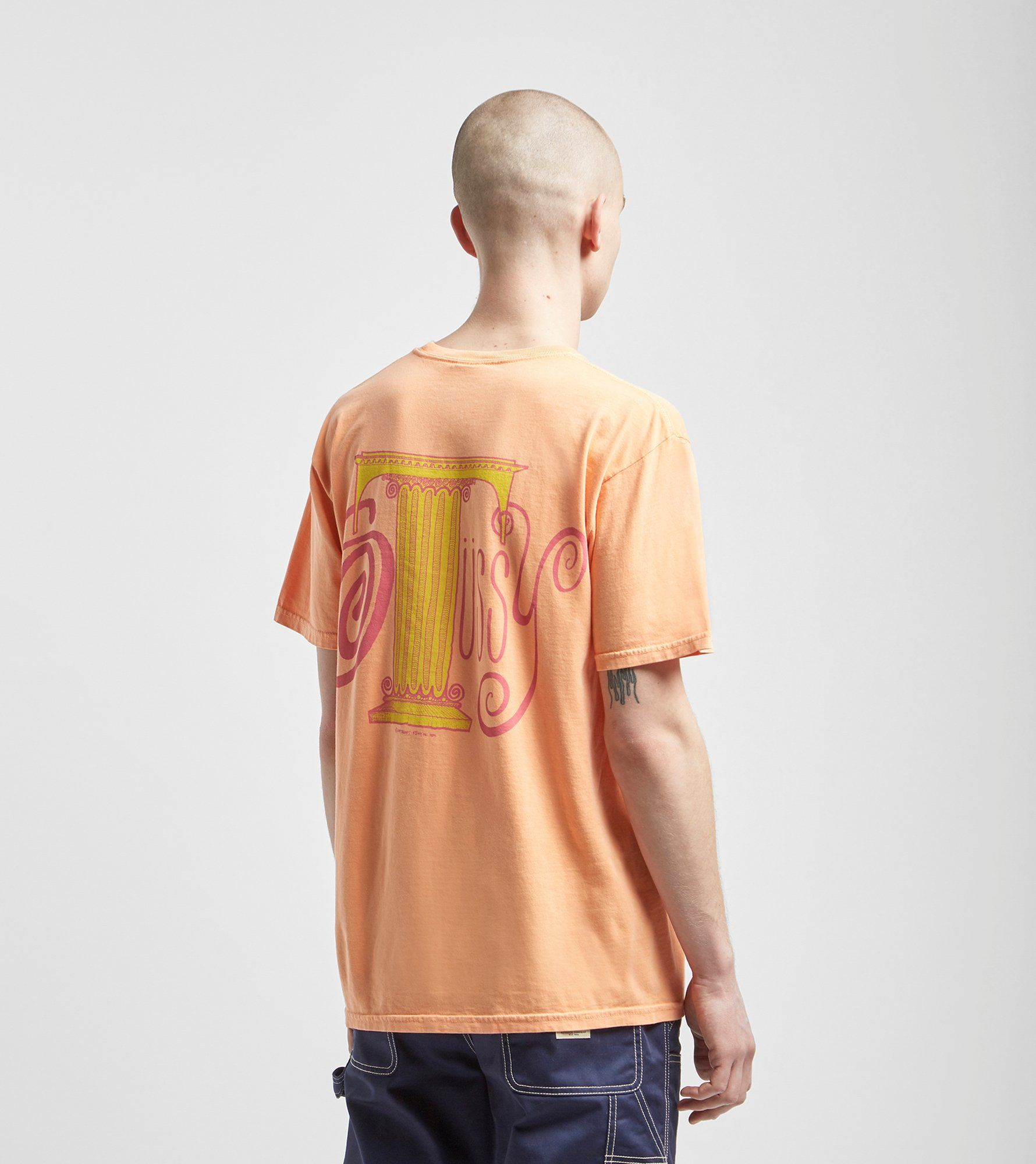 Stussy Column Pigment Dyed T-Shirt