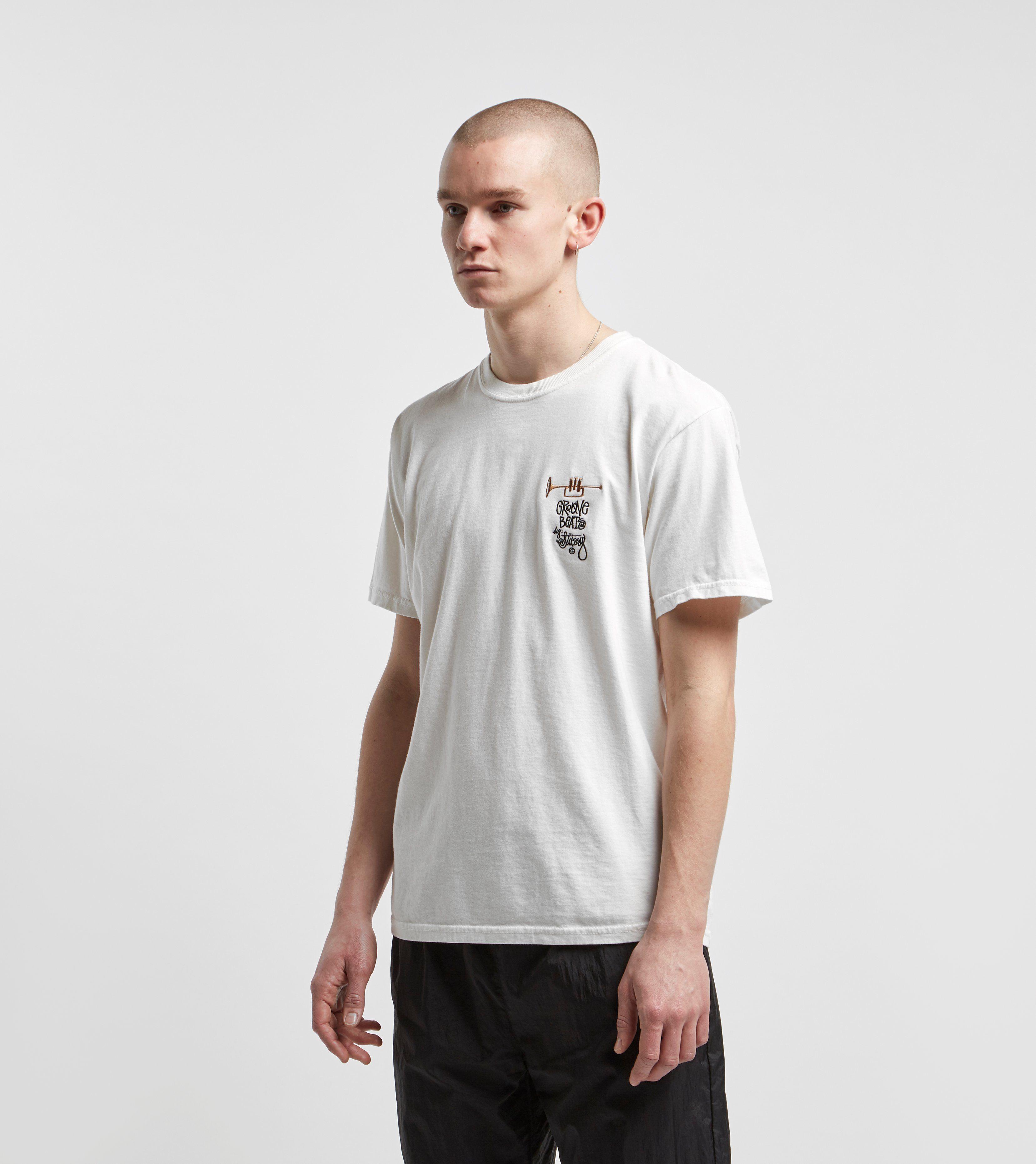 Stussy Groove Beats T-Shirt