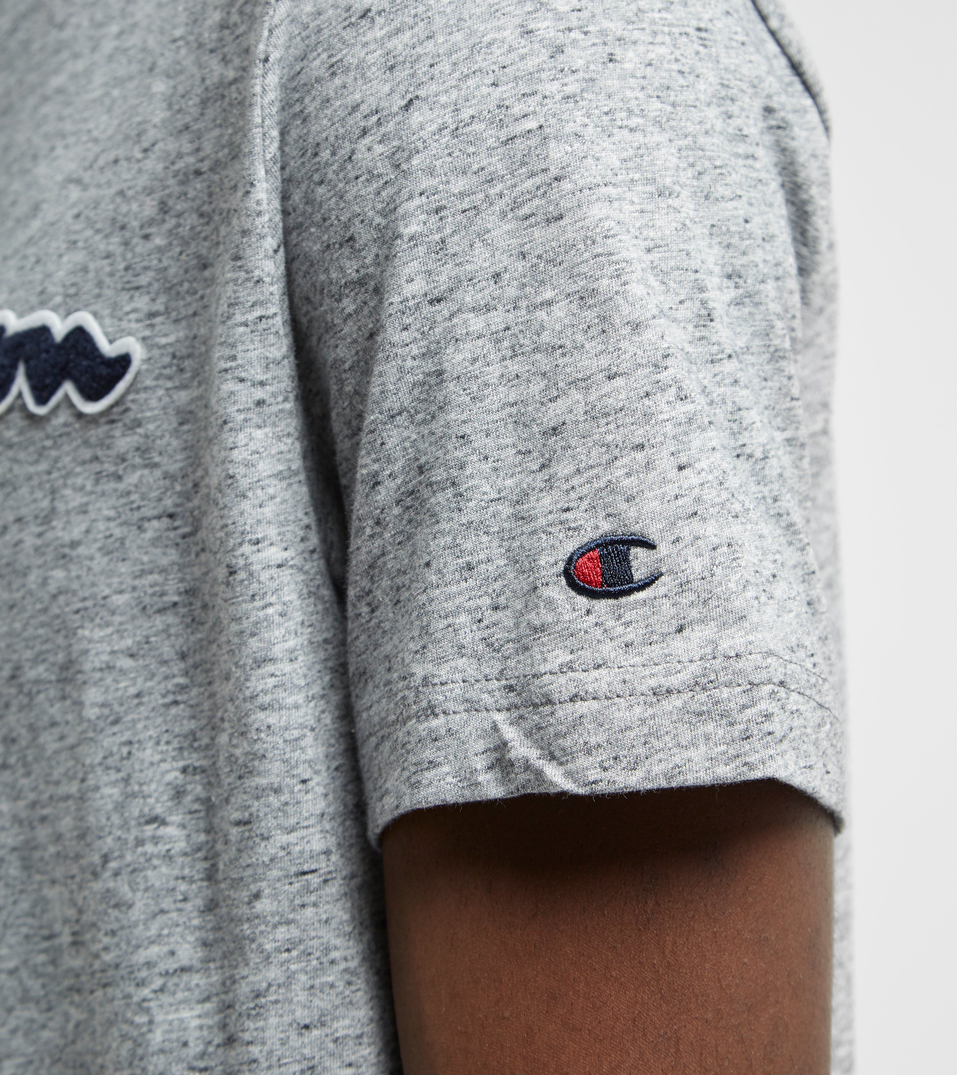 Champion Script Short Sleeve T-Shirt