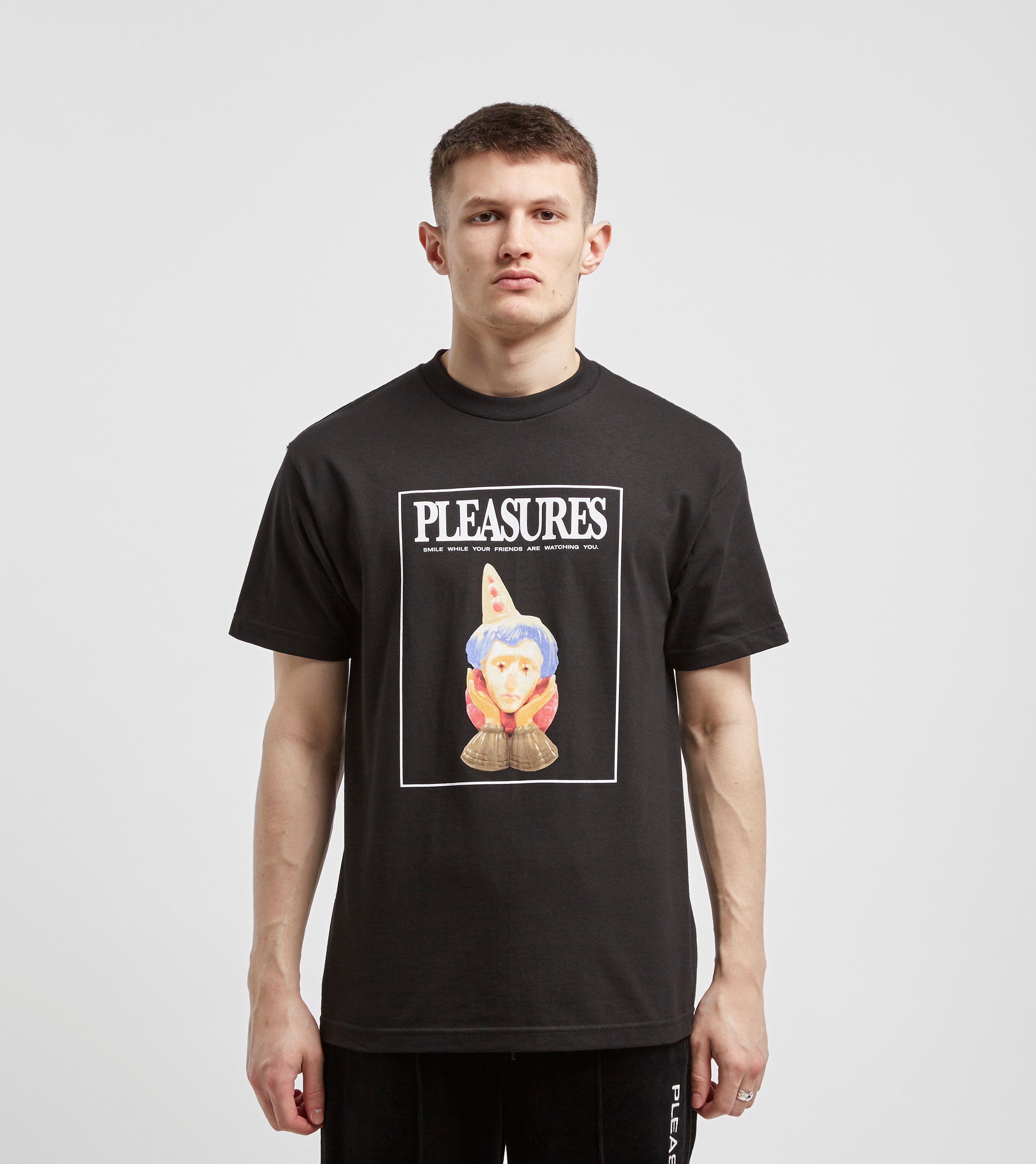 PLEASURES Smile T-Shirt