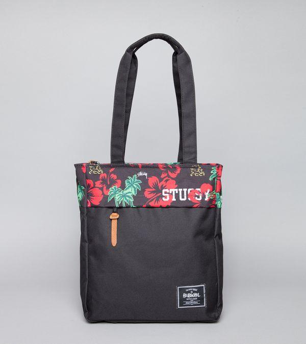 58bc385c958 Herschel x Stussy Harvest Tote Bag   Size