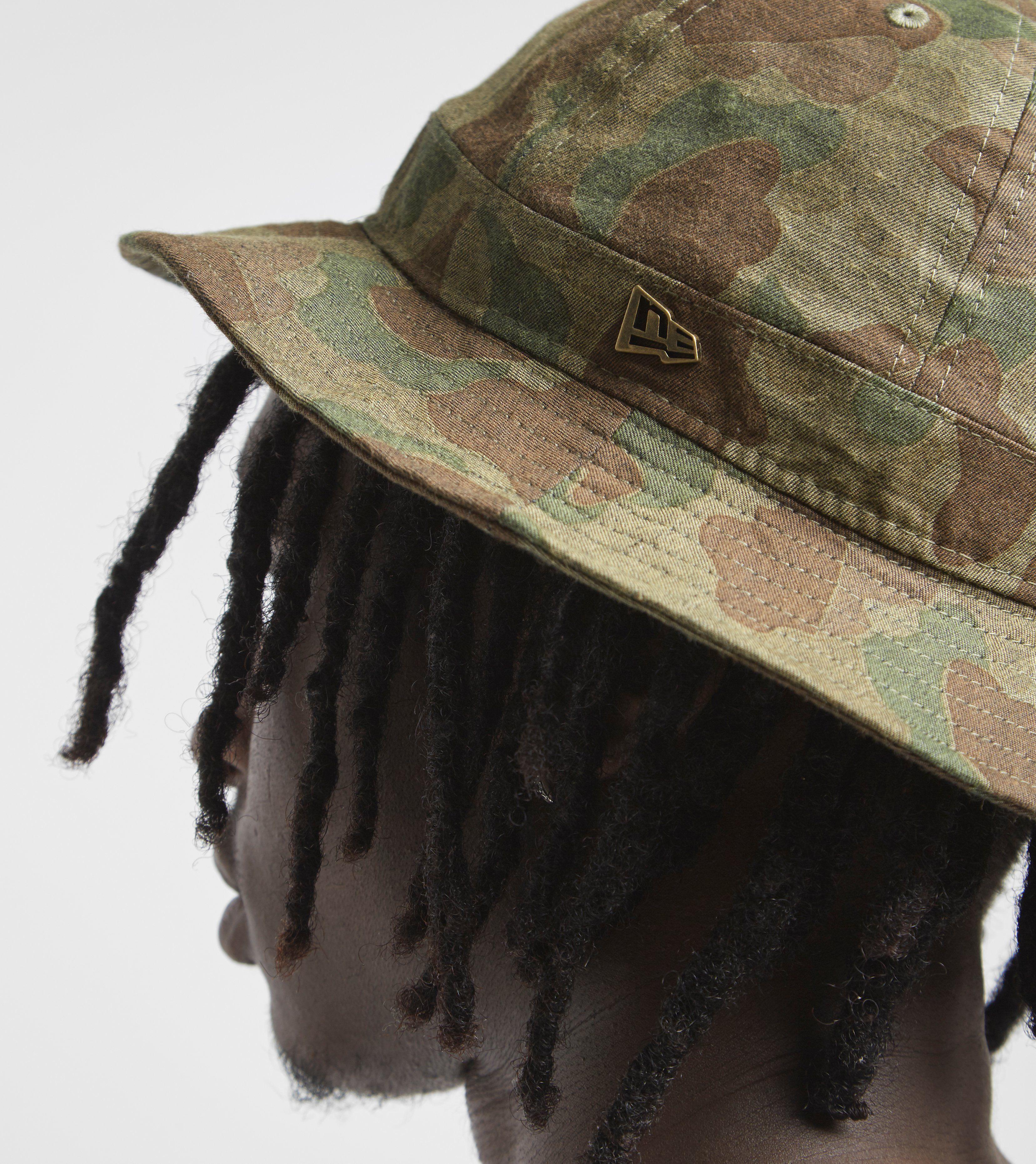 New Era Bell Bucket Hat