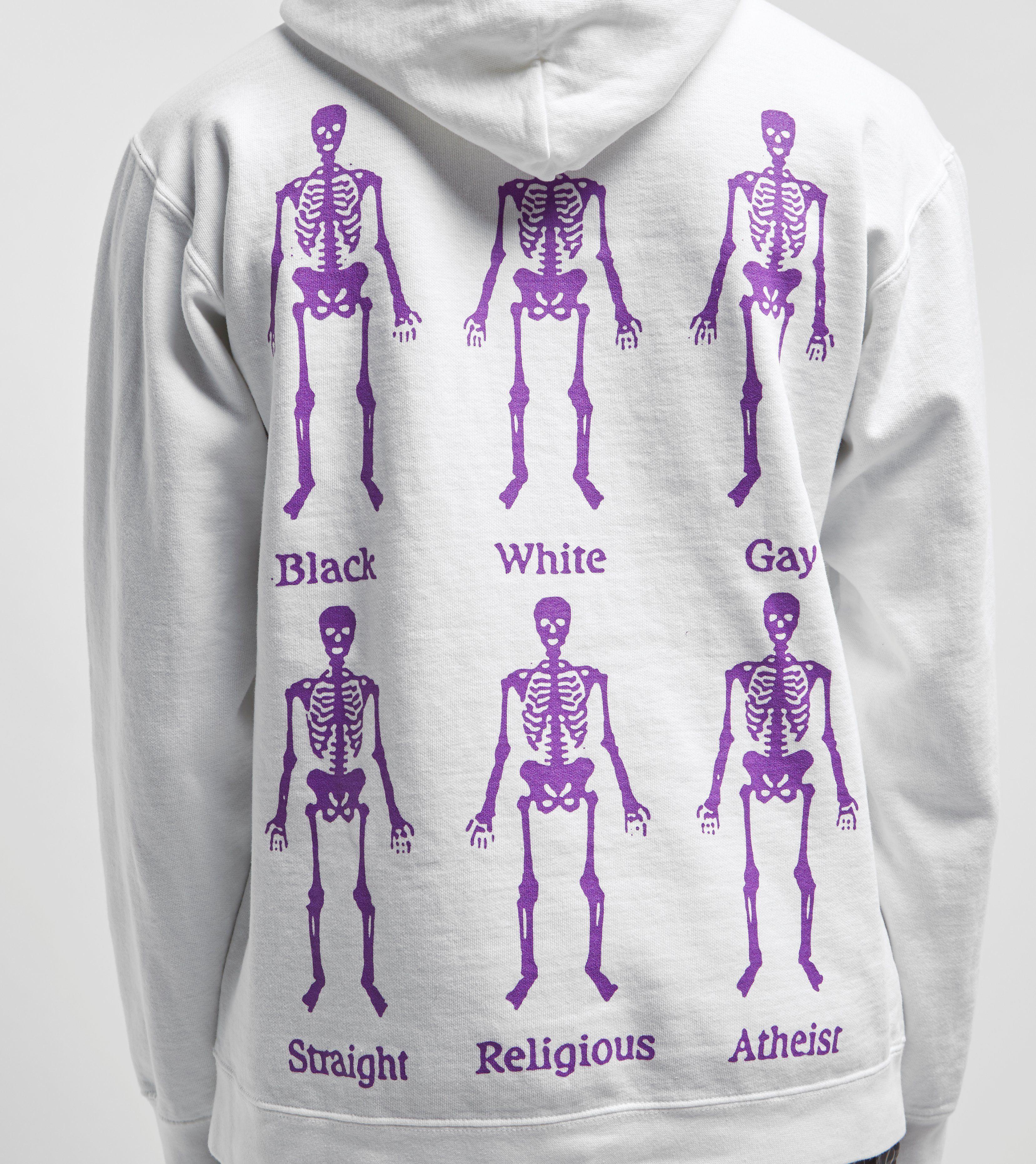 PLEASURES Bones Hoody - size? Exclusive
