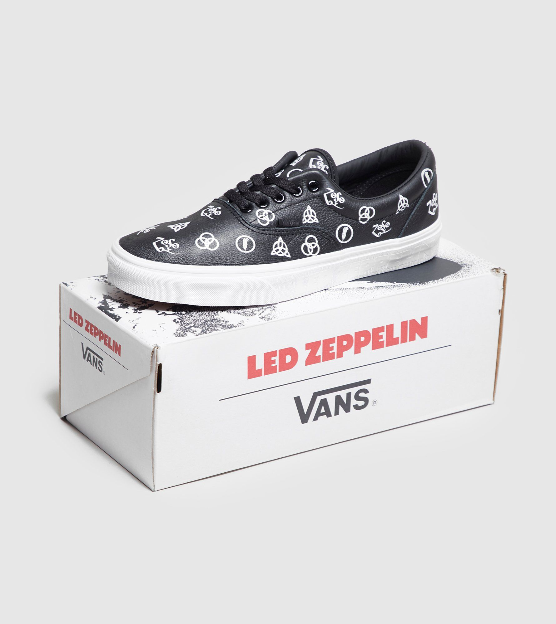 Vans x Led Zeppelin Era