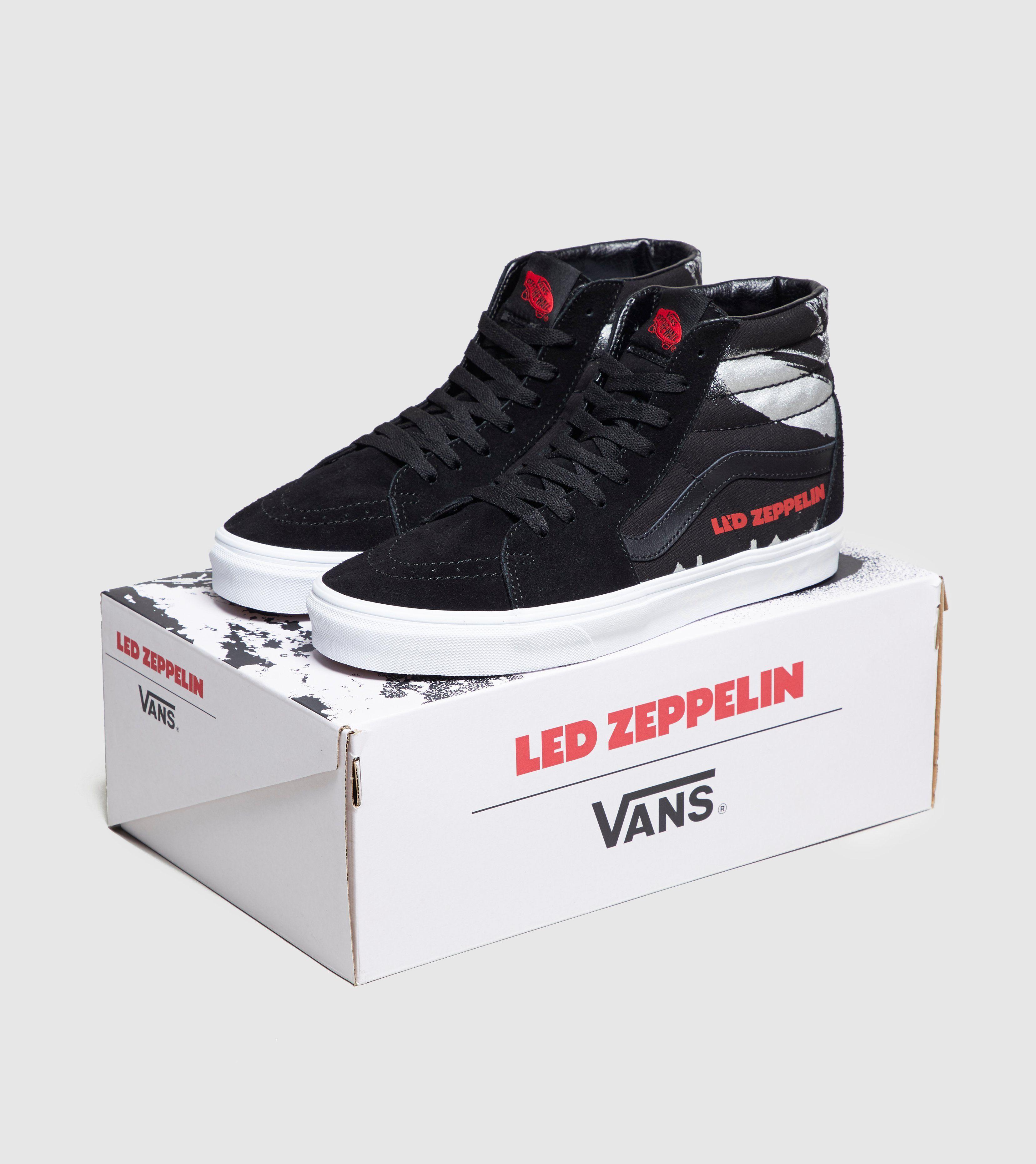 Vans x Led Zeppelin Sk8-Hi