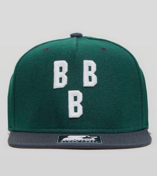 2c8007f2e87 Starter Black Label x size  Birmingham Black Barons Cap