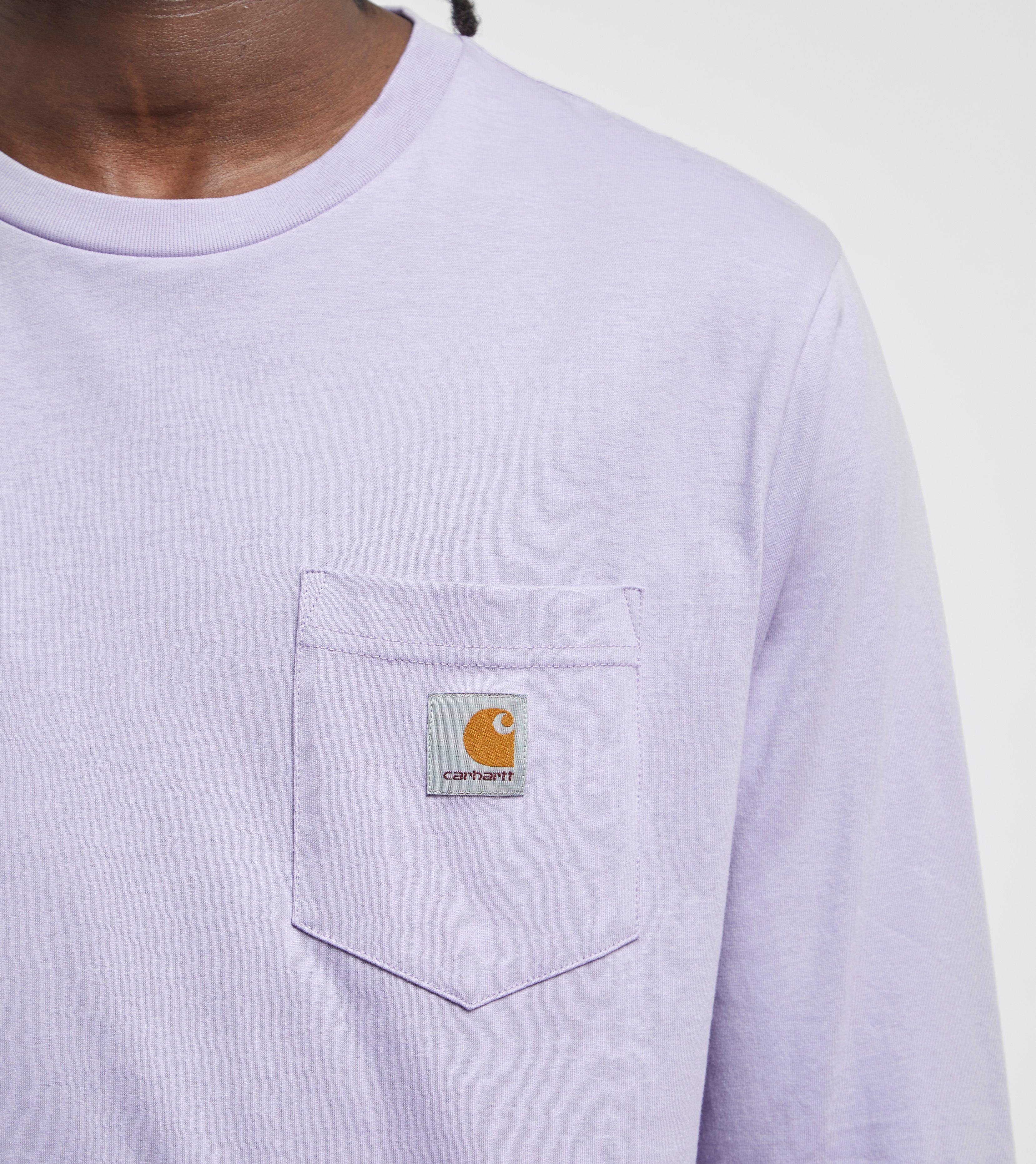 Carhartt WIP Long Sleeve Pocket T-Shirt