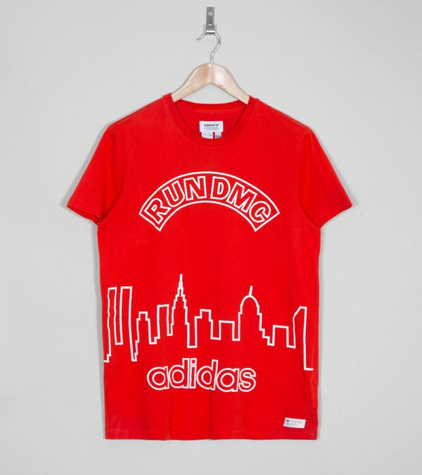 adidas originals run dmc t shirt