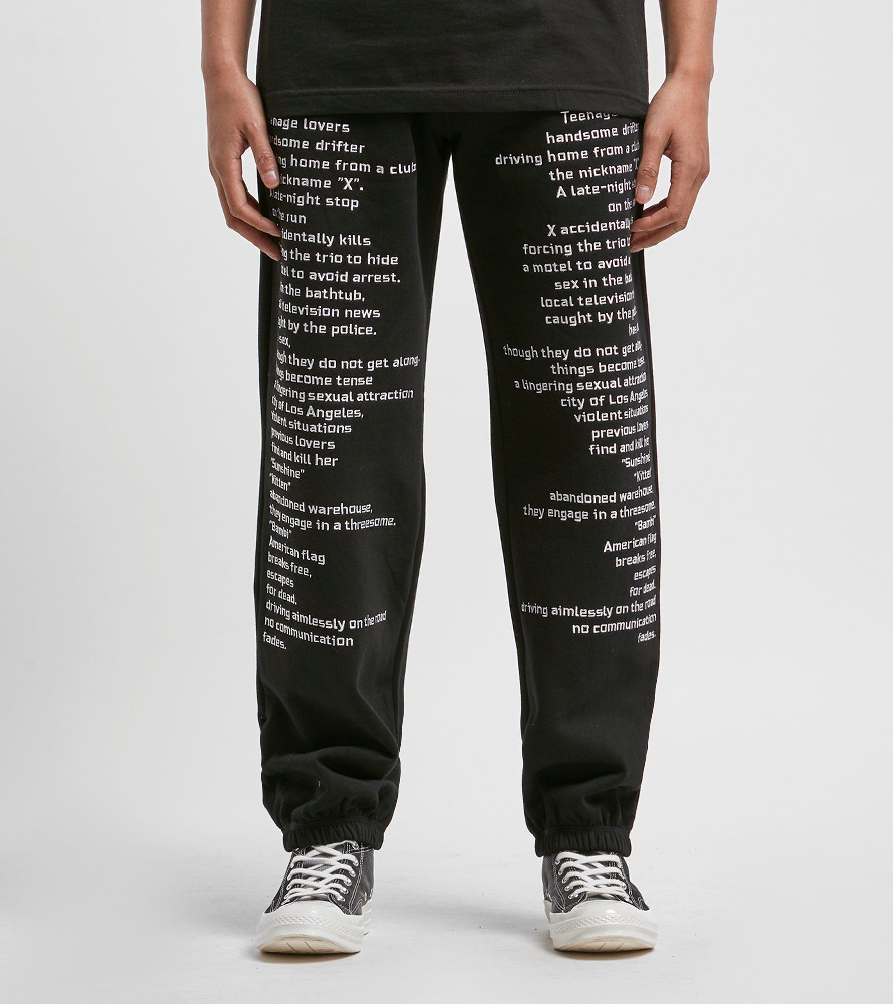 PLEASURES Teenage Lovers Pants
