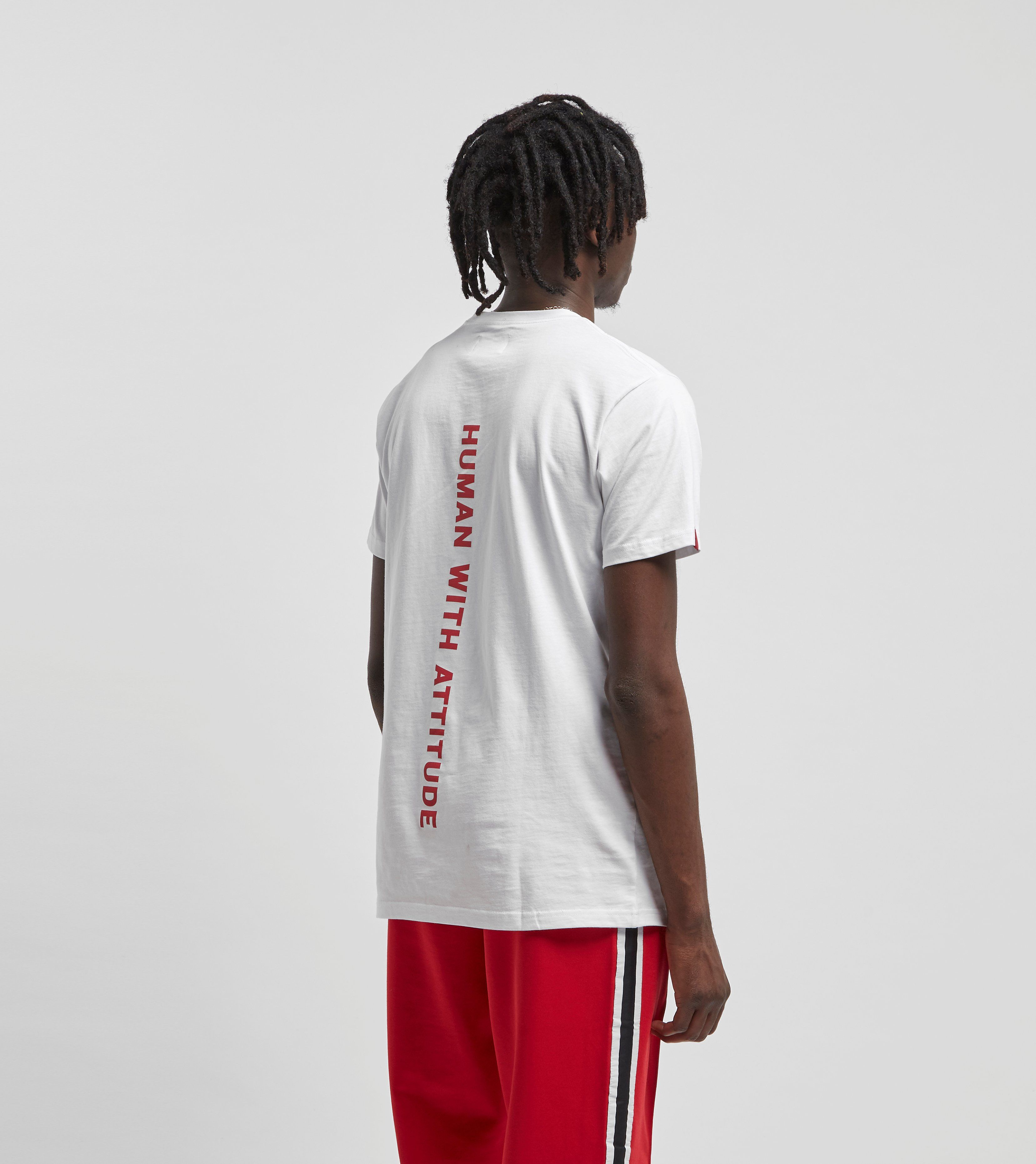 Human With Attitude Warning T-Shirt