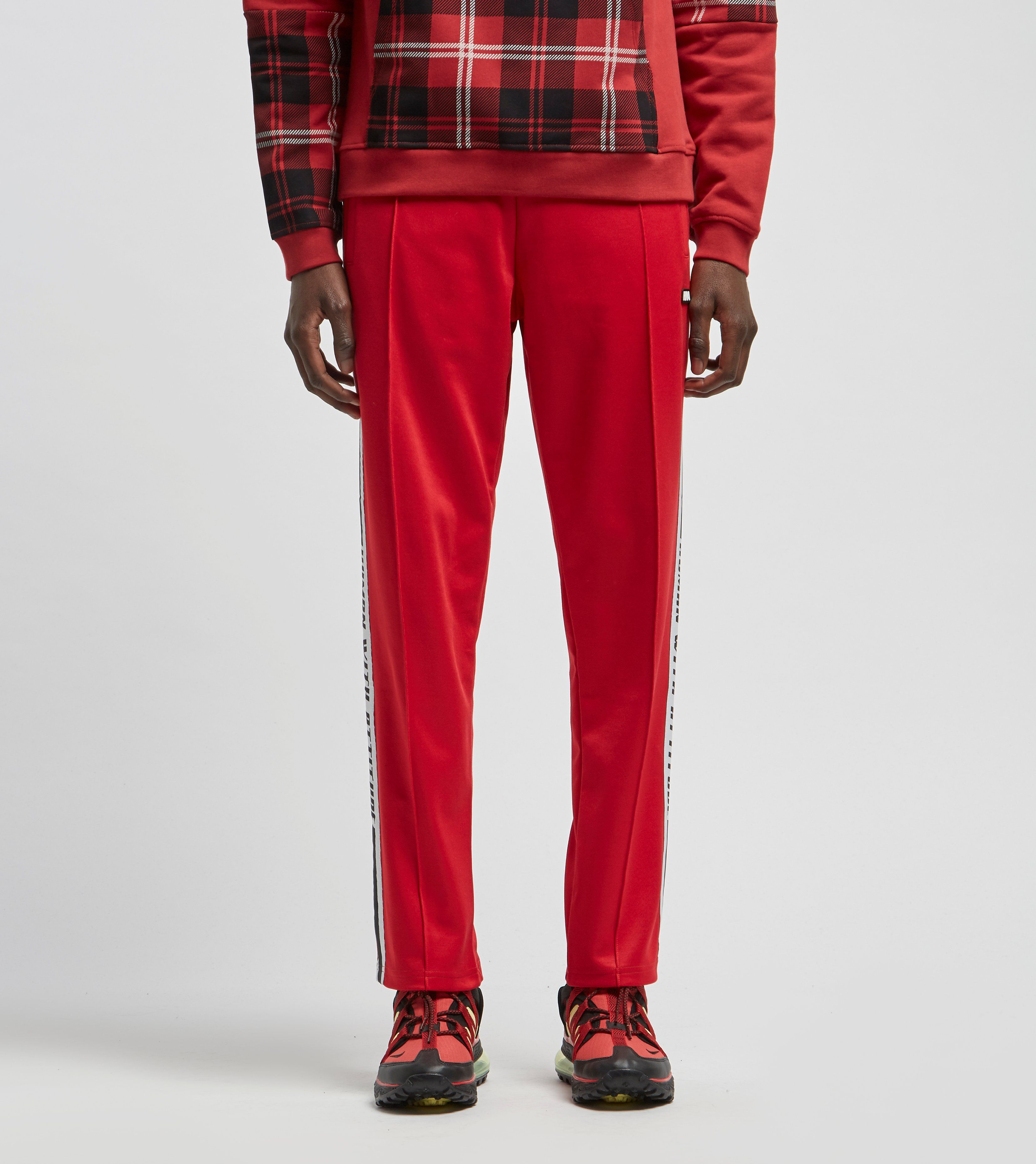 Human With Attitude Straight Track Pant