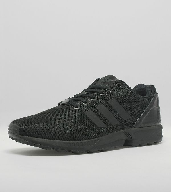 Adidas Shoes Zx Flux All Black