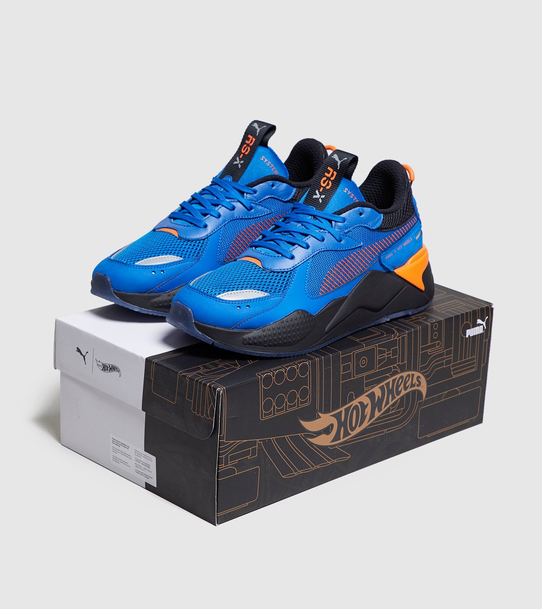 PUMA x Hot Wheels RS-X Toys 'Sweet 16'