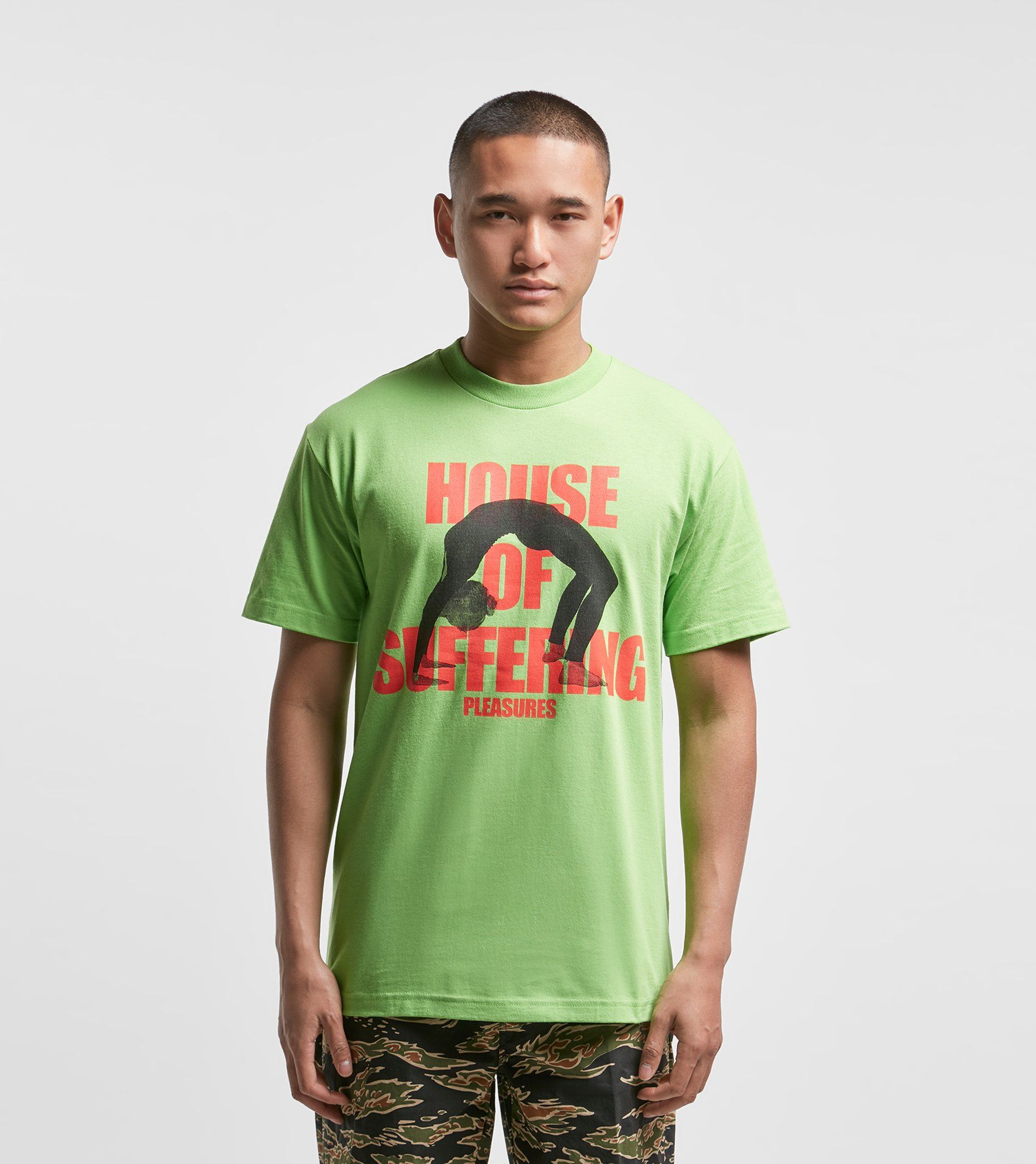 PLEASURES House of Suffering T-shirt