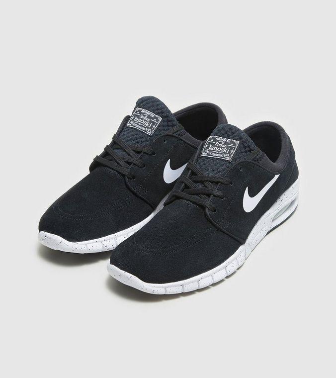 Nike Janoski Air Suede