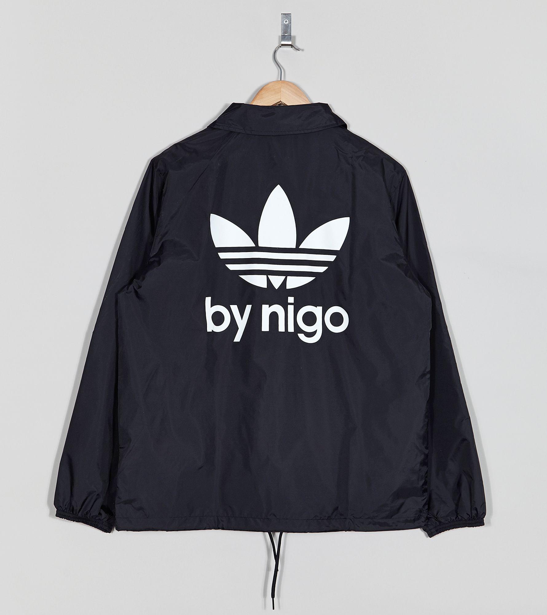 adidas Originals x Nigo Coach Windbreaker