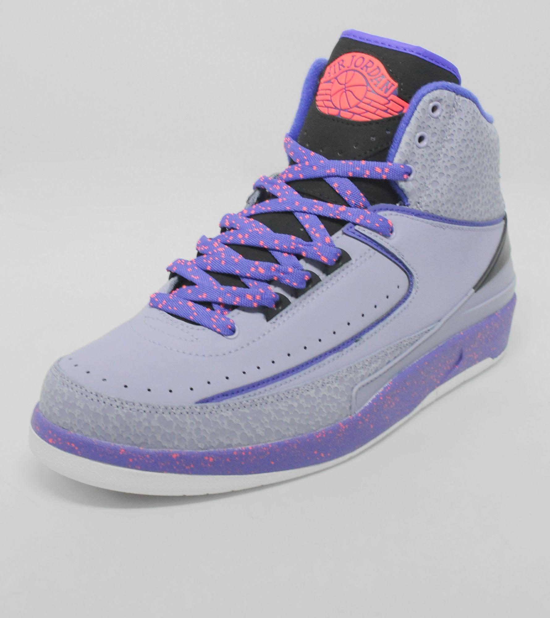 Jordan II Retro 'Iron Purple'