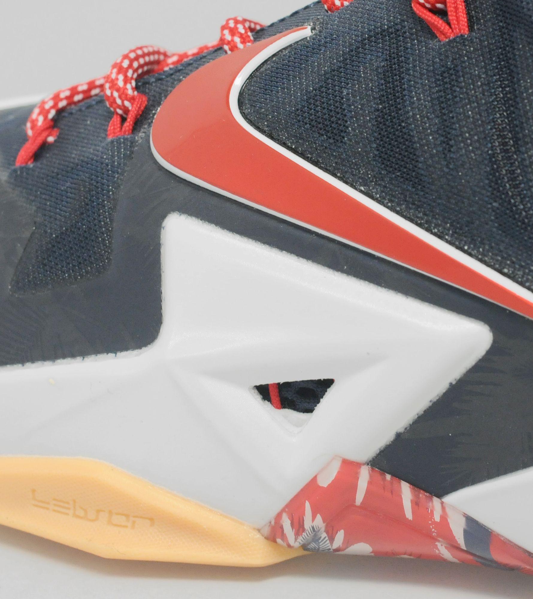 Nike LeBron XI 'July 4th'