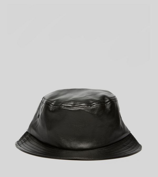 Stussy Stock Leather Bucket Hat  e70d8d01cd