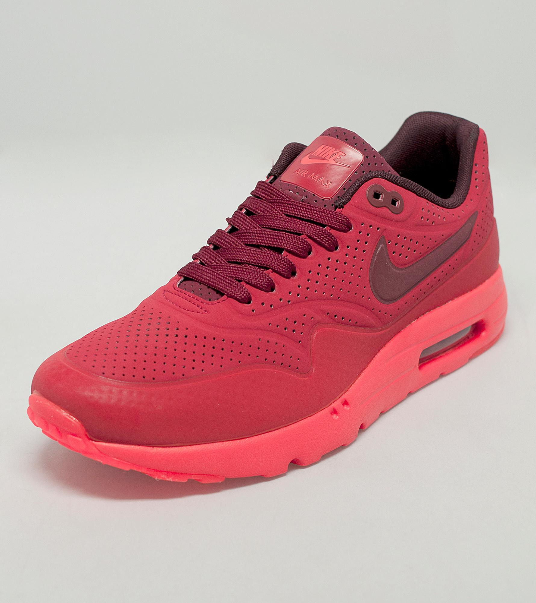 Nike Air Max 1 Ultra Moire Red