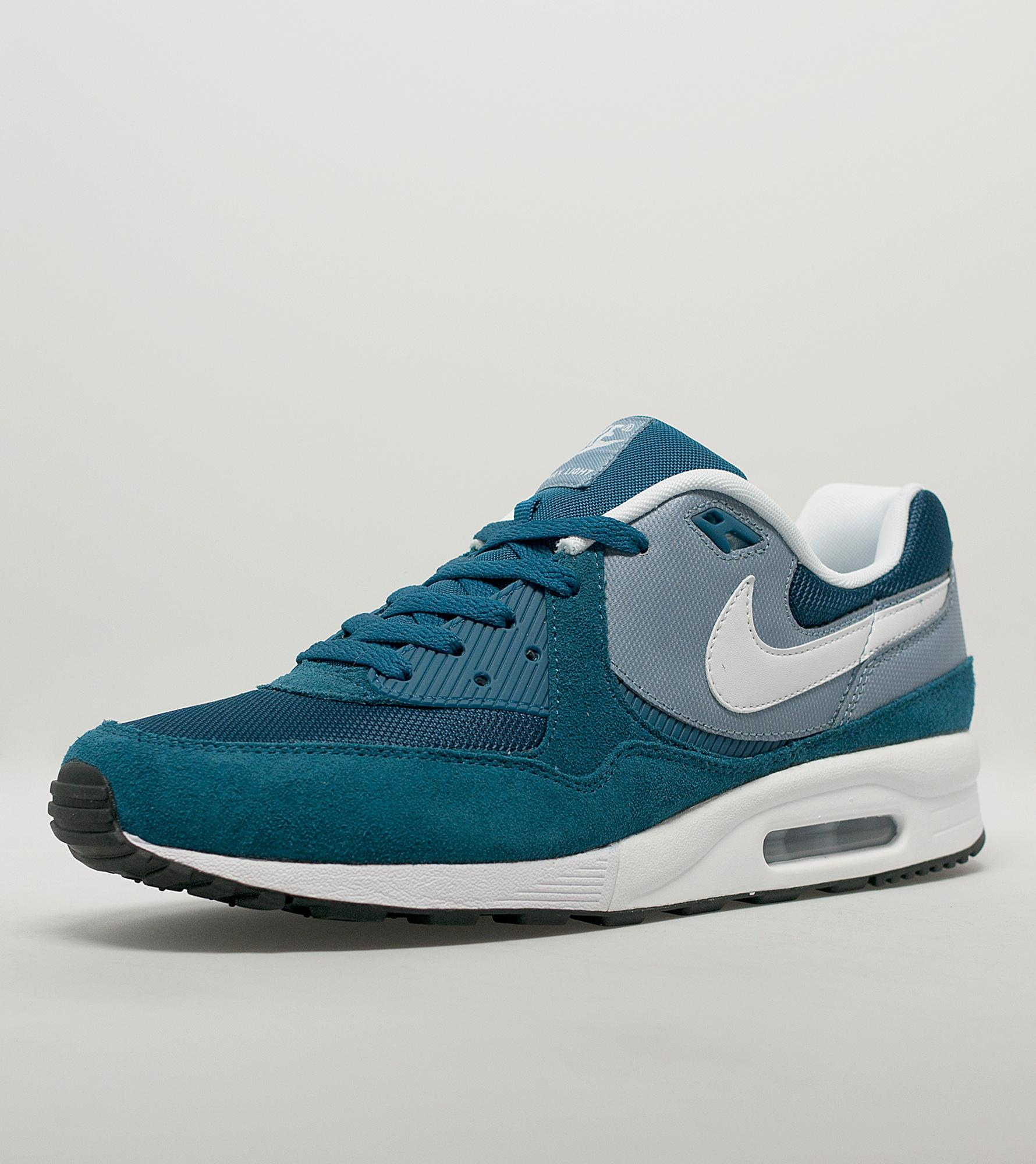 nike air max light essential blue force