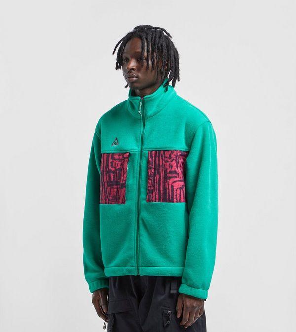 0e32c1bbb8cf Nike ACG Full Zip Fleece Jacket