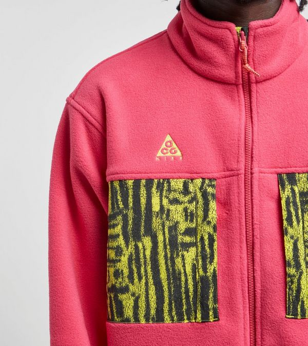 9cb9a47b53 Nike ACG Full Zip Fleece Jacket