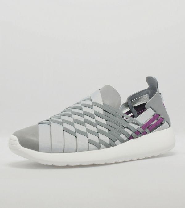 02e8b0250761 Nike Women s Roshe Woven Slip On 2.0