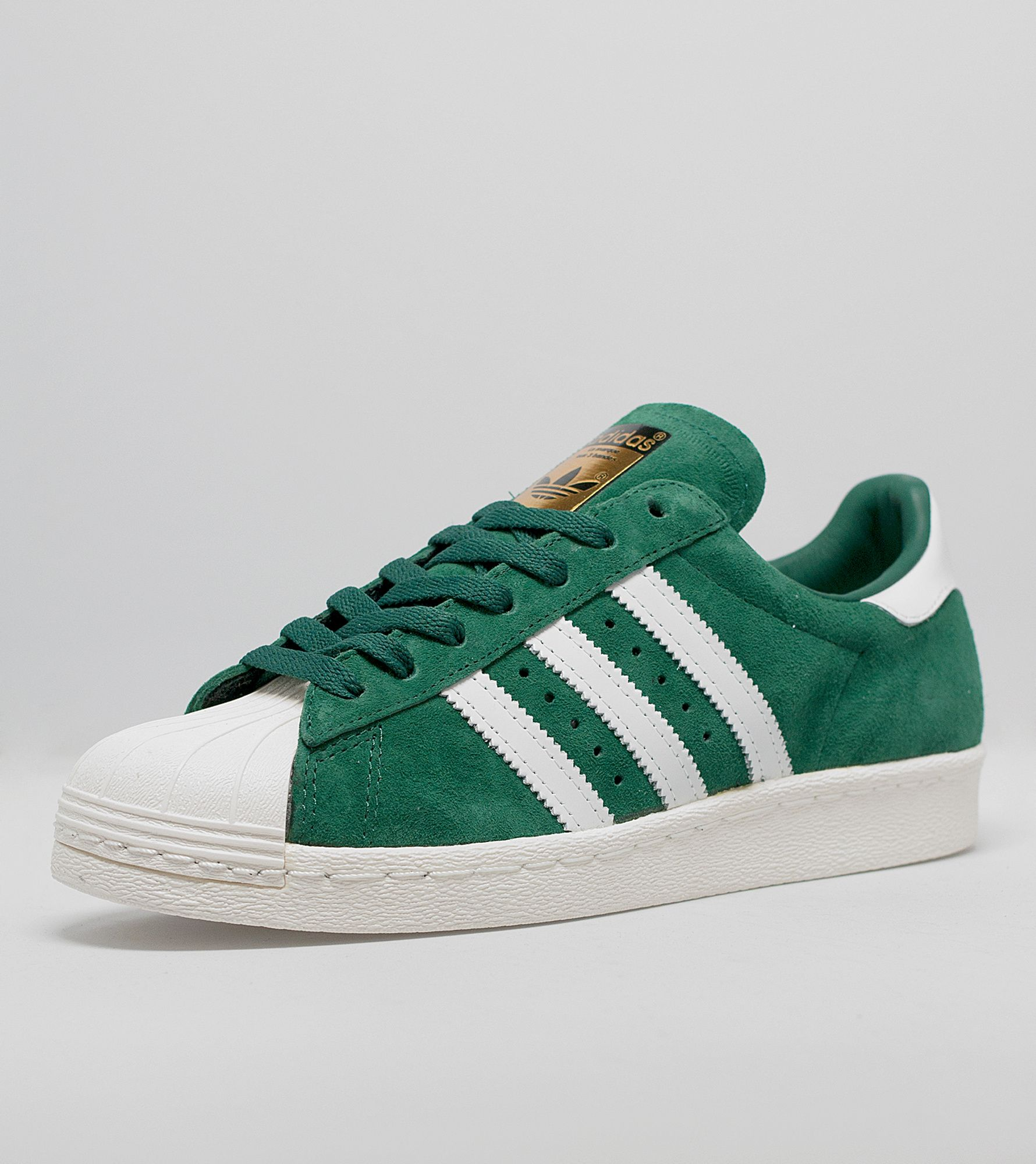 adidas superstar green
