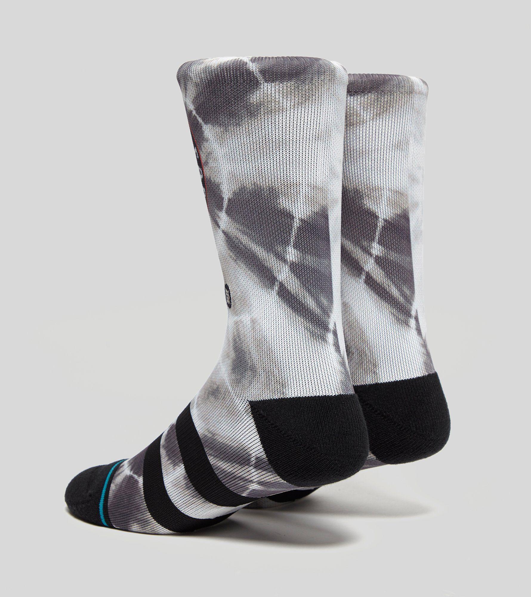 Stance x Grateful Dead Dye Sock