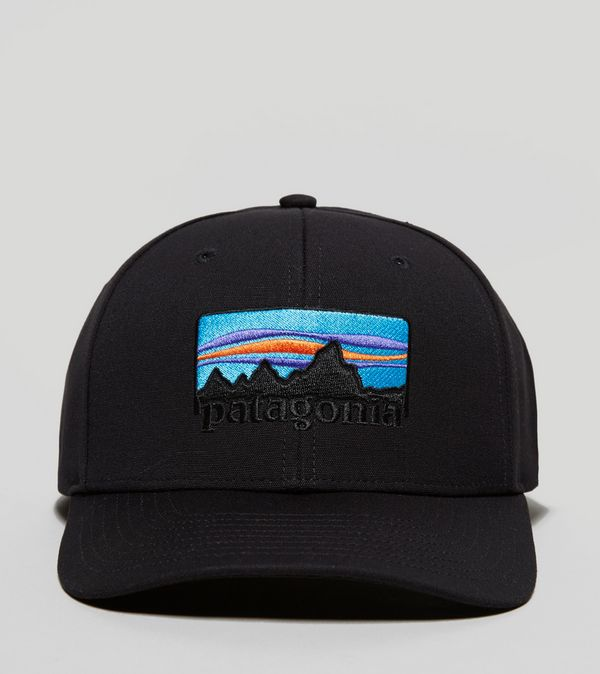 Patagonia 73 Logo Roger That Snapback Cap  c1c6687db0b