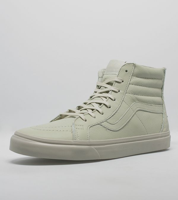 8d68f263d2278f Vans Sk8-Hi Zip CA Leather