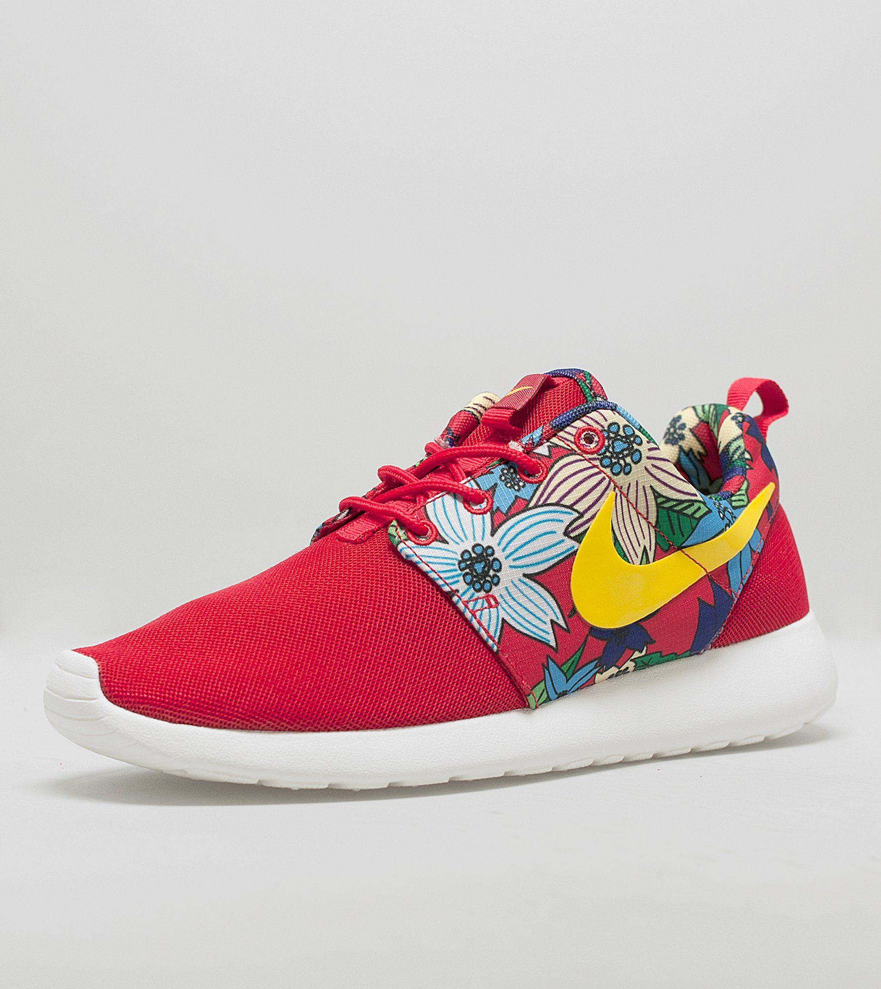 online store 2fb03 7b07c Nike Roshe One Aloha Pack  Size