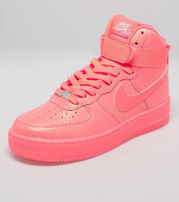 nike women's air force 1 hi prm basketball shoe