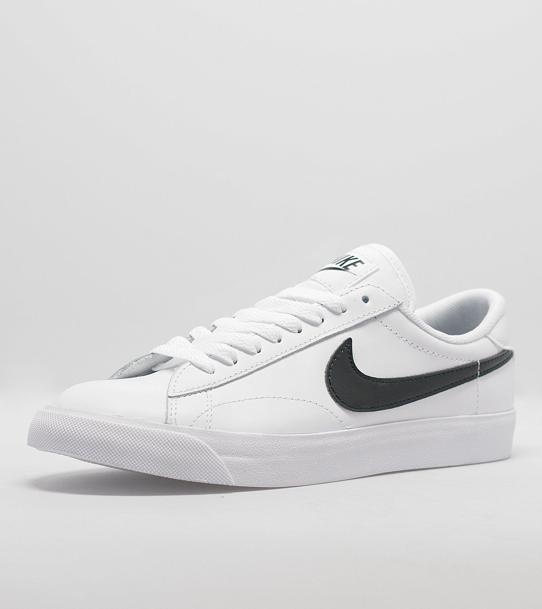 Nike tennis classic ac mesh white dress
