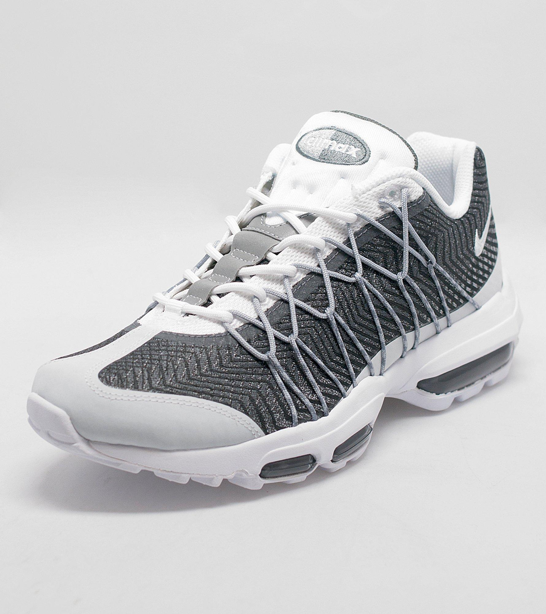 Nike Air Max 95 Ultra Jacquard Grey