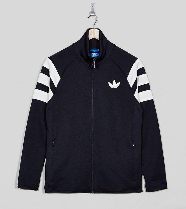 Track Adidas Size 3 Stripe Originals Top Trefoil nqwqCIxZ