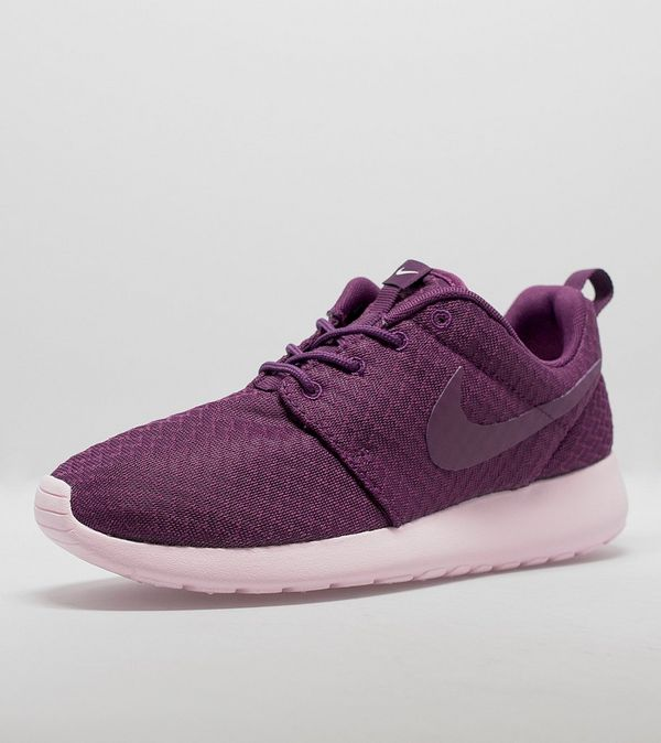 nike roshe purple