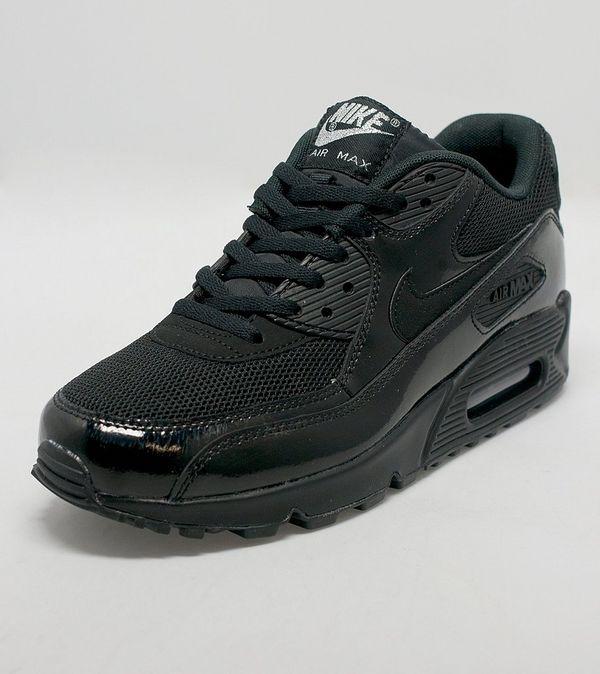 nike air max 90 patent women's shoe