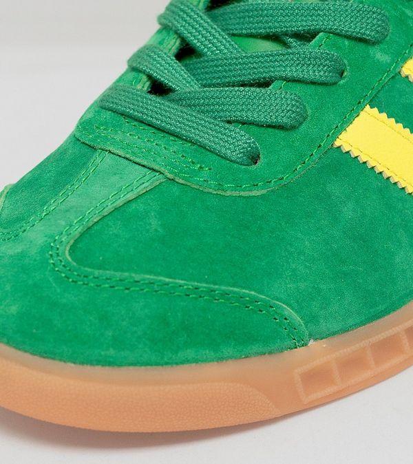 adidas hamburg green and yellow
