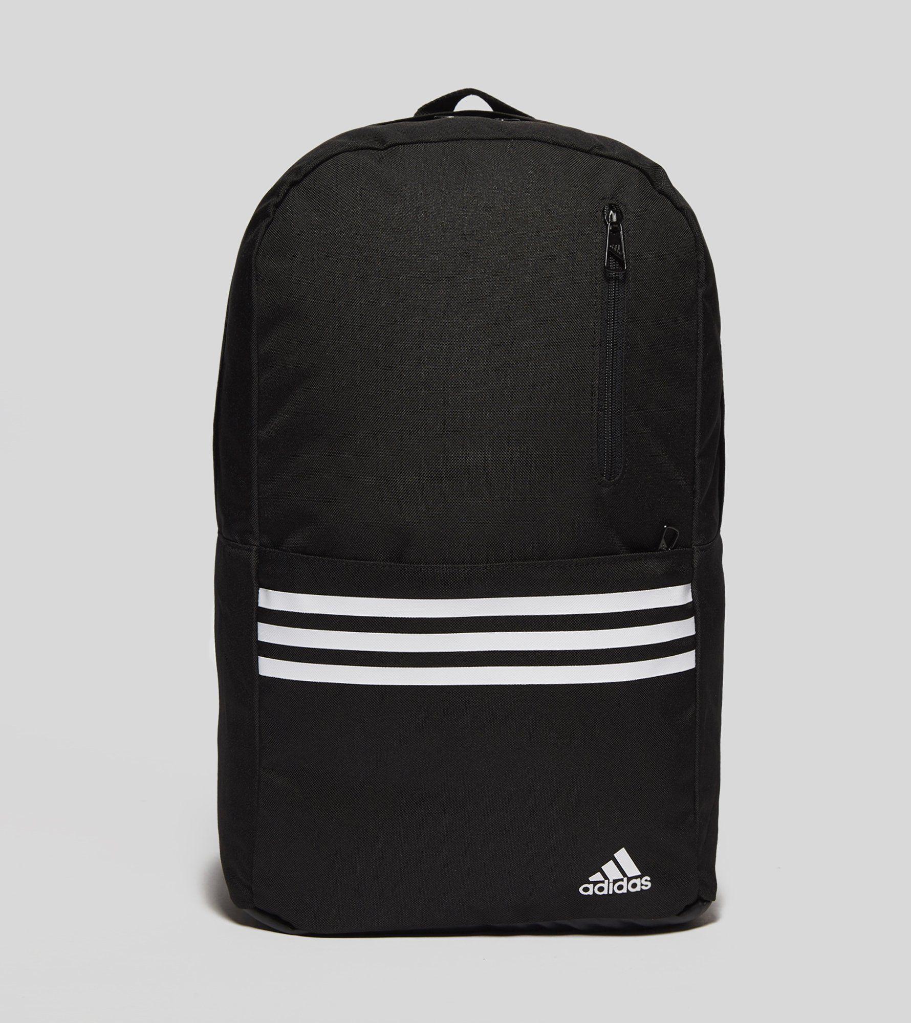 676c604f4 Adidas 3 Stripes Backpack Black White- Fenix Toulouse Handball