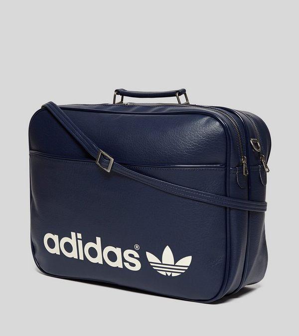 6755cf38144b Adidas Originals Navy Airliner Ac Cl Messenger Bag brand new 2f915 a029a  adidas  Originals Airliner Bag newest f842d 295f4 ...