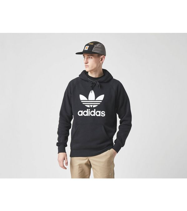 adidas originals trefoil hoody size. Black Bedroom Furniture Sets. Home Design Ideas