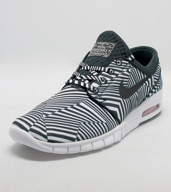 Nike Sb Janoski Max Qs Dazzle