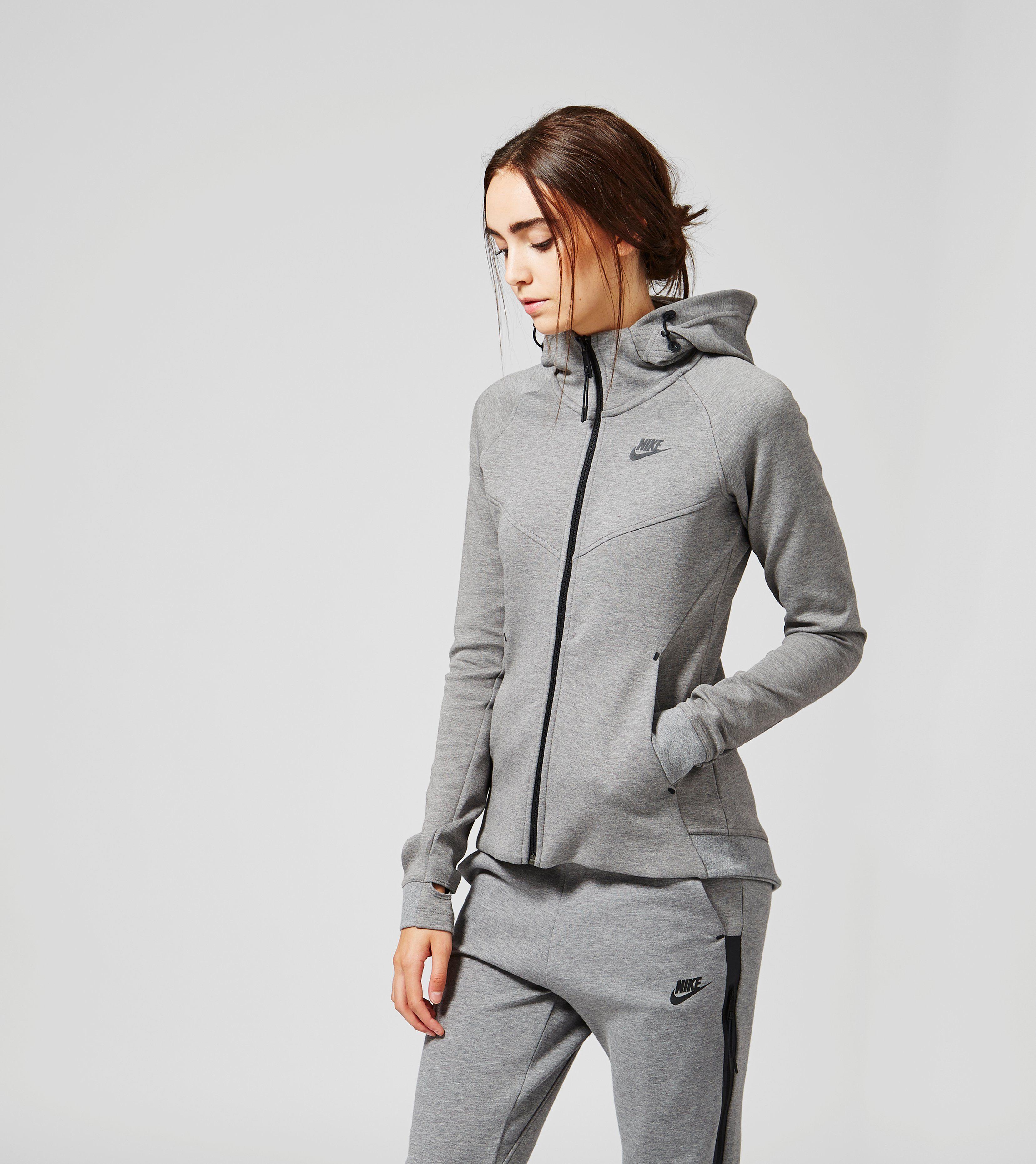 Model Womens Clothing  Nike Sportswear Womens Tech Fleece Pant  Black