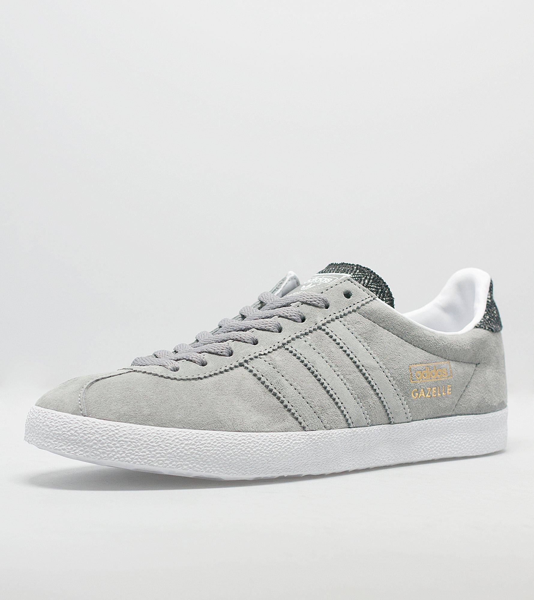 Adidas Gazelle Og Shoes Grey