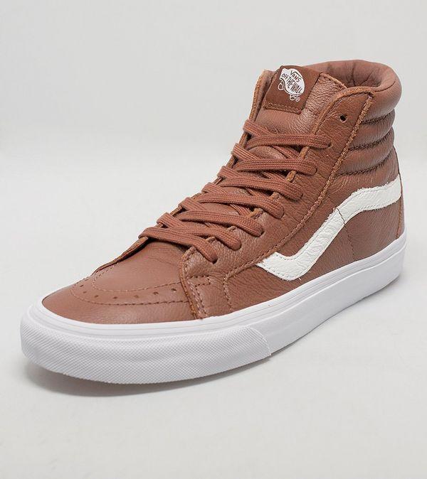 Vans Sk8-Hi Premium Leather  008c6bb0bcfd