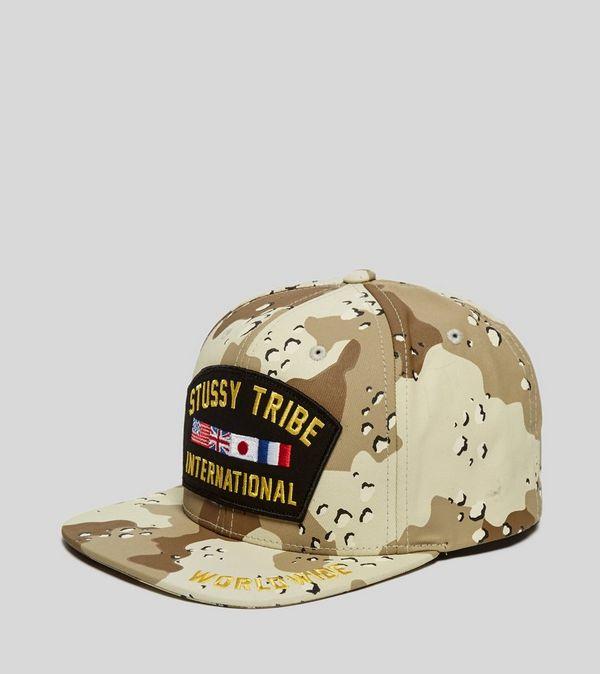 Stussy Veteran Snapback Cap  88f8da79faa