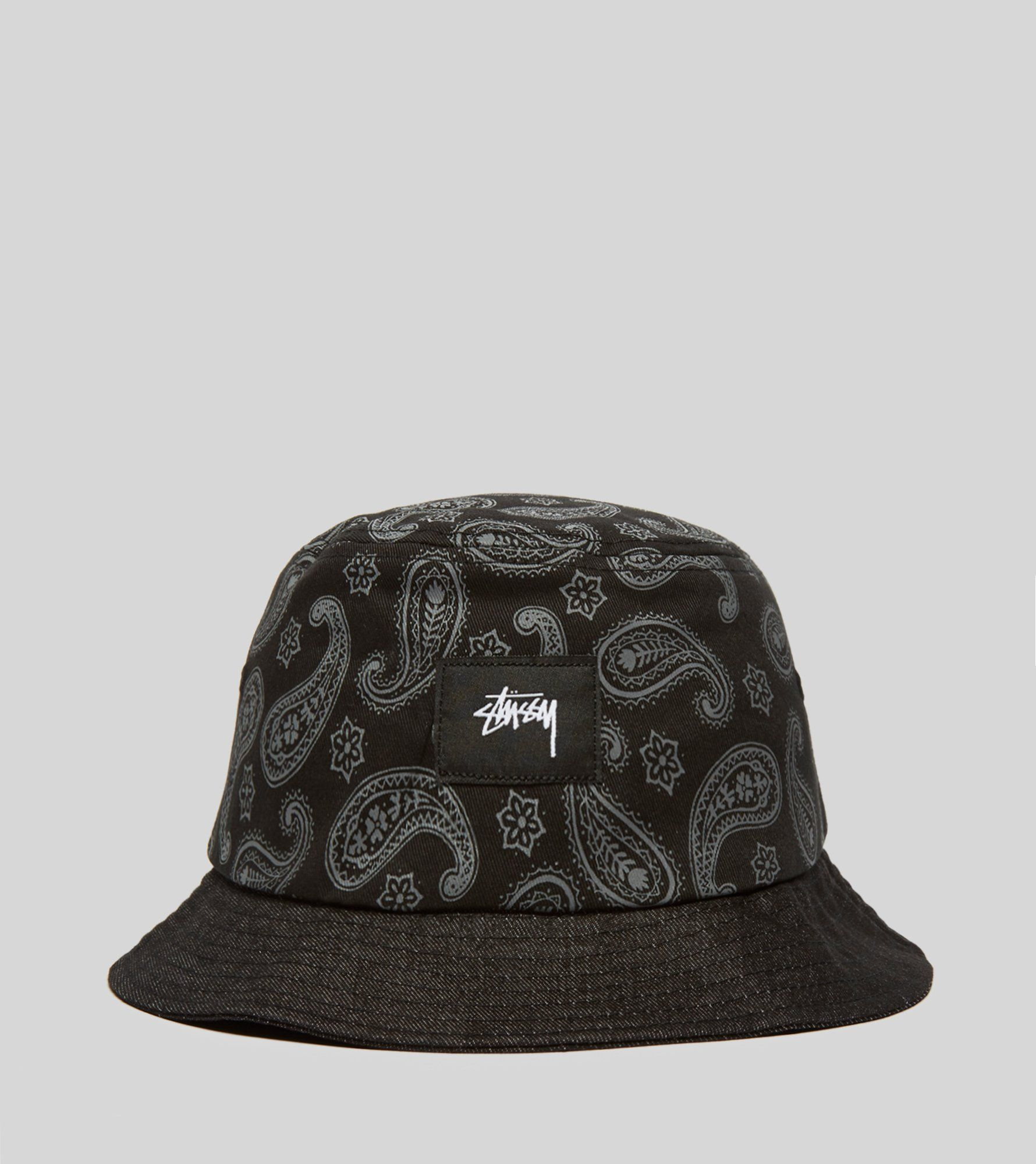 stussy bucket hat navy - HD 1780×2000
